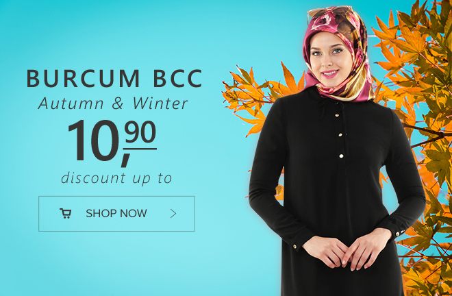 burcum bcc autumn & winter products
