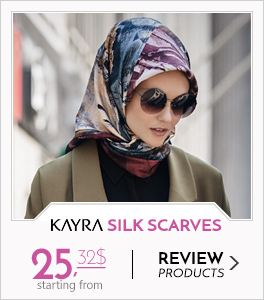 kayra silk scarves