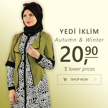yedi iklim modest products