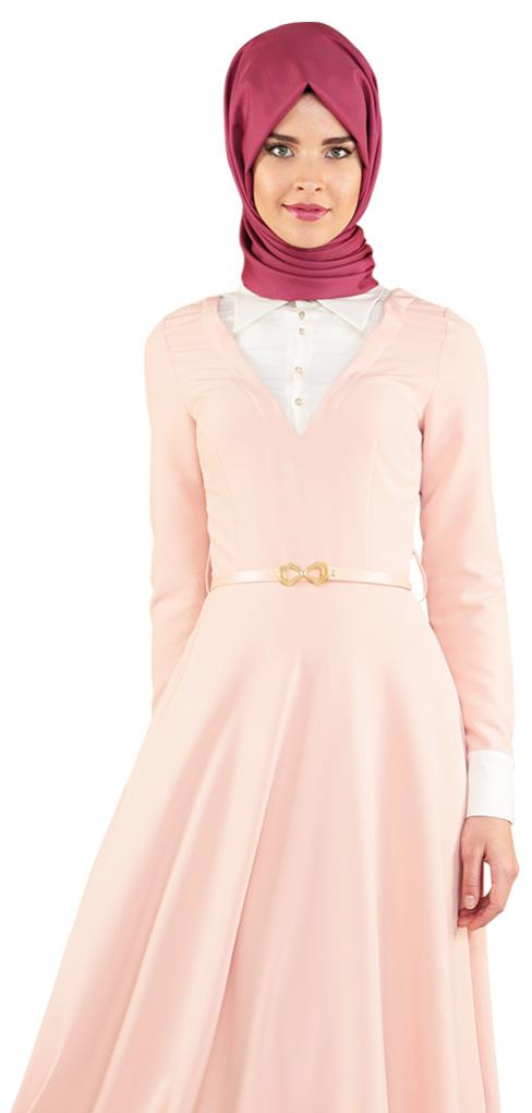 Modernistik Tesettür Elbiseler