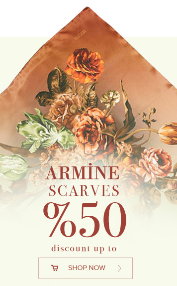 Armine Silk Scarves